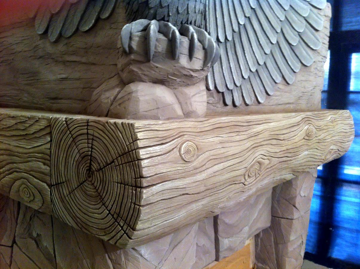 Скульптурный бетон своими руками